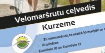 Guide of cyclling routes in Kurzeme - Western Latvia