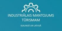 """Tūrisma maršruts un ceļvedis """"Industriālais mantojums tūrismam Igaunijā un Latvijā"""""""