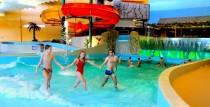 Darbu atsāks Ventspils  Ūdens piedzīvojumu parka Ūdens atrakciju un SPA zona