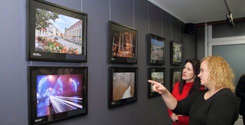Ventspils tehnikumā skatāmi Ventspils 2019. gada fotokonkursa labākie darbi