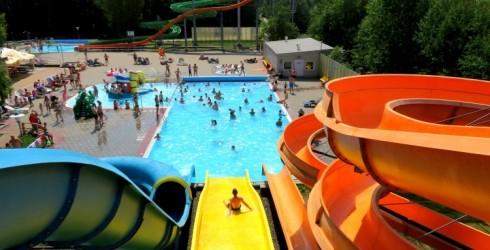 Пляжный аквапарк открывает сезон 17 июня!