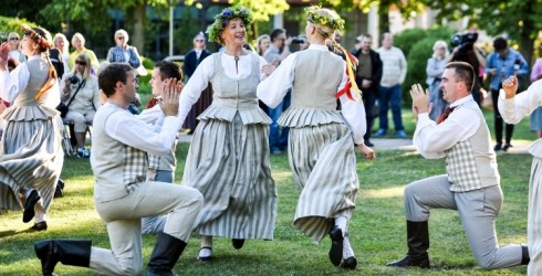 """""""Līgo"""" Events in Ventspils and Region"""