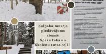 O. Kalpaka muzejs iesaka militārā un dabas tūrisma maršrutu Saldus novadā un Kurzemē