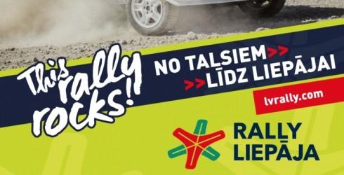 """Rally Liepāja"" Talsu posms"
