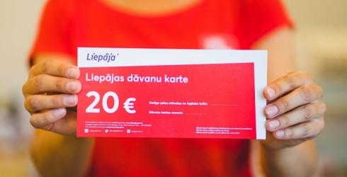 Present a Liepāja!