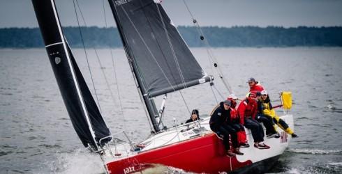 "Sail parade of the Latvian Open Offshore Sailing Championship ""Gulf of Riga Regatta"""