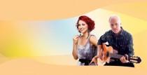 """22. augustā Aijas Vītoliņas un Aivara Hermaņa koncerts """"Wiktorijas"""" koncertdārzā"""