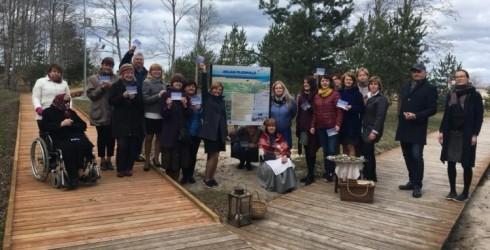 Tūrisma jomā – fokuss uz vides pieejamību un pārgājienu maršrutiem