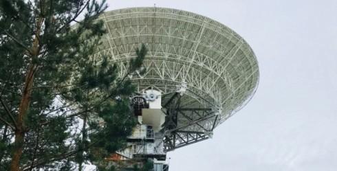 Aicinām apmeklēt Irbenes radioteleskopu
