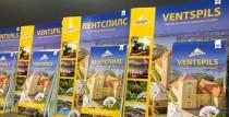 Ventspils Tūrisma centrā pieejamas jaunās 2019. gada tūrisma brošūras un kartes