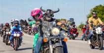 """""""Kurland Bike Meet 2021"""" pulcēs motobraucējus Ventspilī"""