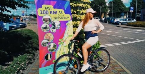 Brīvdienās uz velosipēda ar nakšņošanu pie jūras