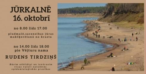 Ventspils novada Jūrkalnē notiks festivāls makšķerēšanā no jūras krasta