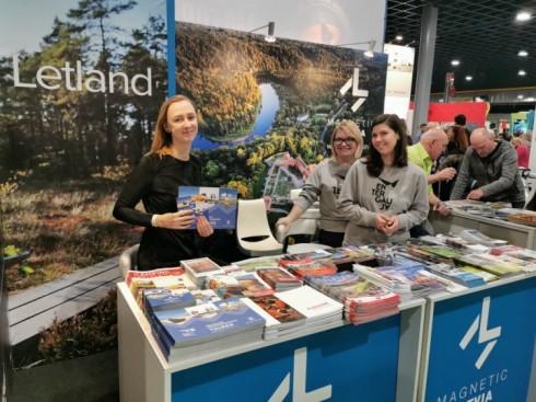 Kurzemes tūrisma asociācija saņēmusi atbalstu starptautiskās konkurences veicināšanai