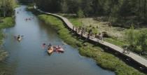 Ālandes upes pastaigu taka