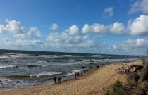 Aicinām piedalīties pārgājienu maršruta gar Baltijas jūras piekrasti Latvijā un Igaunijā apsekošanā!