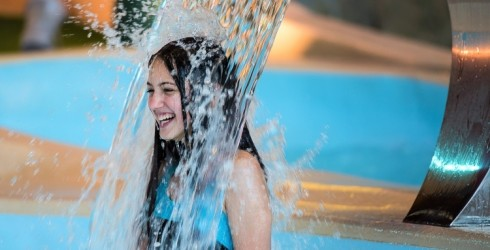 Sieviešu dienas īpašais piedāvājums Ventspils Ūdens piedzīvojumu parkā