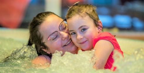 Ūdens prieki un SPA kopā ar mazuli Ventspils Ūdens piedzīvojumu parkā!