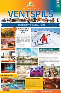 Iznākusi jaunā 2019. gada ziemas tūrisma avīze