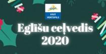 Ventspils Eglīšu ceļvedis 2020