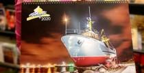 Aicina iegādāties jauno Ventspils 2020. gada fotoattēlu kalendāru