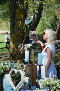 Viss par kāzām - Kāzas pilī