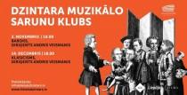 """2. novembrī """"Dzintara muzikālo sarunu klubu"""" turpinās baroka laikmetam veltīta tiešsaistes lekcija"""