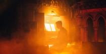 Концерт органиста Джеймса МакВинни в Вентспилсе