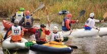 Ūdenstūrisma piedzīvojums BĀRTA 2016