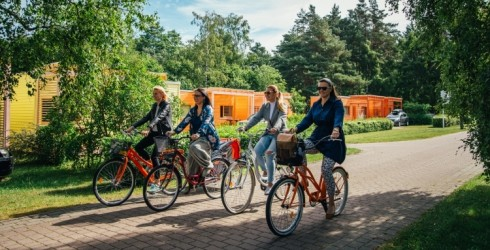 """The opening of the summer season is coming up with a Ventspils cycling event """"Cycling unites 2021!"""""""