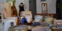 Ventspils Amatu māja aicina izmēģināt podnieka amatu