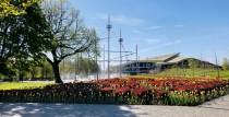 """Ventspils gatavojas koncertzāles """"Latvija"""" atklāšanai"""