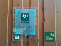 """Vēl 20 tūrisma pakalpojumu sniedzēji Kurzemē saņem zīmi """"Kājāmgājējiem draudzīgs"""""""
