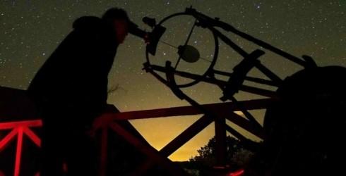 Laipni lūgti Lielzeltiņu Observatorijā!