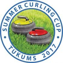 Šīs nedēļas nogalē startē Curling Summer Cup Tukums 2017