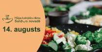 14. augustā Mājas kafejnīcu diena Saldus novadā