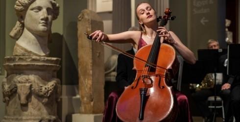 15. oktobrī Liepājas Simfoniskā orķestra tikšanās ar Margaritu Balanas būs vērojama interneta tiešraidē