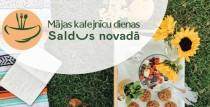 Mājas kafejnīcu diena Saldus novadā – 14 lieliski piedāvājumi 14. augustā