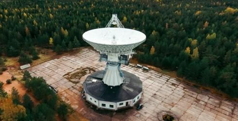 Ekskursijas atsāk Ventspils Starptautiskais radioastronomijas centrs.
