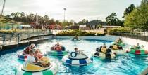 No 15. jūnija Ventspils Piedzīvojumu parks atvērts apmeklētājiem