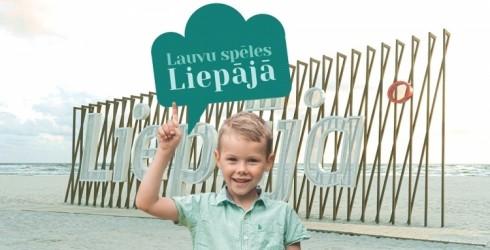 """""""Lauvu spēles"""" piedāvā  jaunu Liepājas pilsētvides orientēšanās spēli un aplikāciju ģimenēm ar bērniem"""