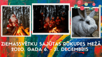 Ziemassvētku vecītis aicina radīt svētku sajūtu kopā