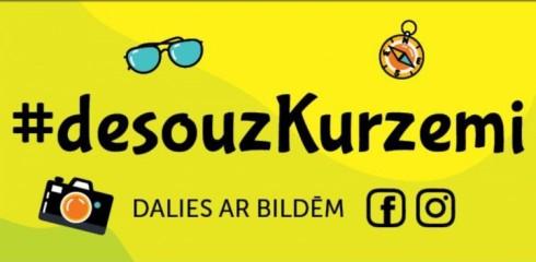 Piedalies akcijā #desouzKurzemi!