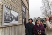 """Rīgas ielu Sabilē rotā """"Bilžu galerija"""""""