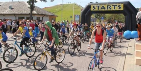 Aicinām uz tūrisma un velosipēdu sezonas atklāšanas pasākumu Ventspilī!