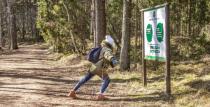 Ventspils Būšnieku ezera dabas takā šogad dažādi jaunumi