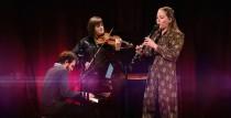 """17. aprīlī koncertsēriju """"Personīgi"""" turpinās jauno un daudzsološo kamermūziķu """"Trio Carmine"""""""