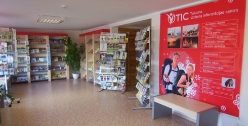 Tukums Tourist information centre