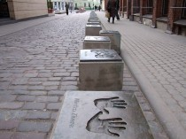 The Latvian Musicians Alley of Fame