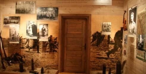 """Memoriālā piemiņas vieta un O. Kalpaka muzejs """"Airītes"""""""
